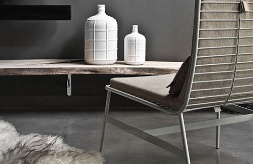 Lounge stoelen