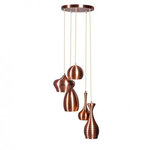 ETH Ajaccio Hanglamp koper