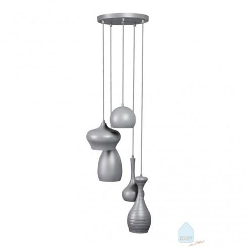 ETH Ajaccio Hanglamp Grijs