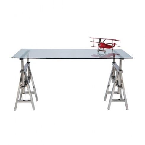 Kare Design Studio glazen tafel