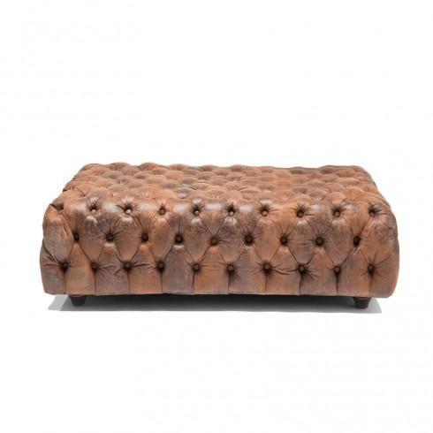 Kare Design Oxford Vintage Eco Hocker Bench