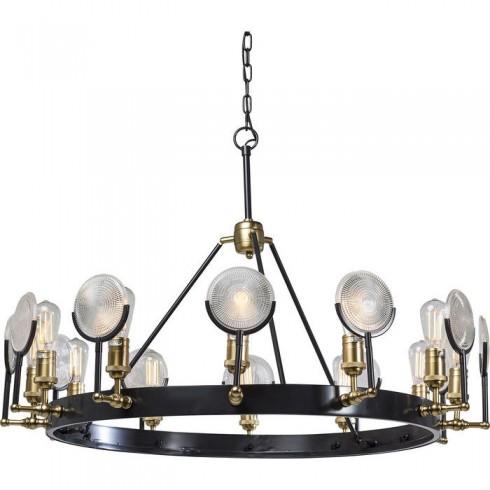 Kare Design Hanglamp Lighthouse Twelve