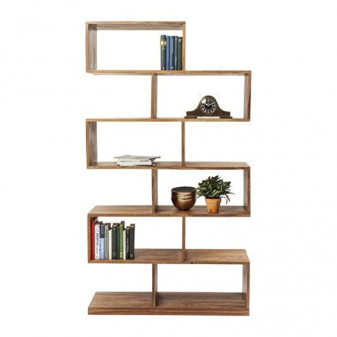 Kare Design Authentico Shelf Zick Zack Vakkenkast