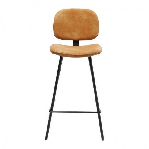 Kare Design Bar Stool Barber Orange