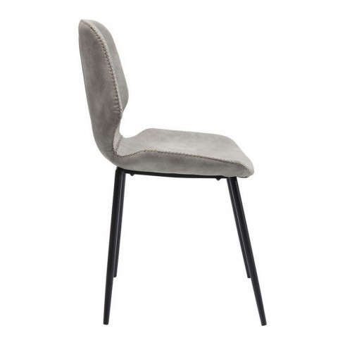 Kare Design Chair Honey Moon Grey