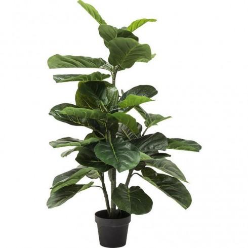 Kare Design Deco Plant Fiddle Leaf 120cm