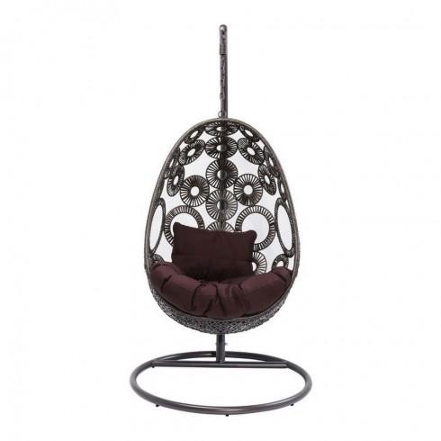 Kare Design Ibiza hangstoel