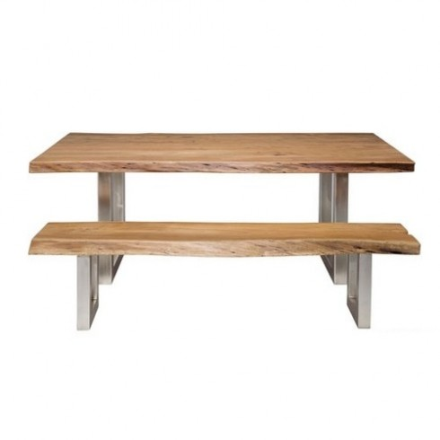 Kare Design Nature Line Boomstam Tafel en Bank