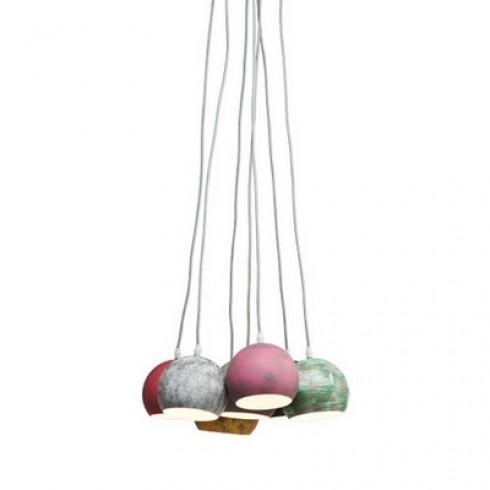 Kare Design Pendant Calotta Antico Hanglamp