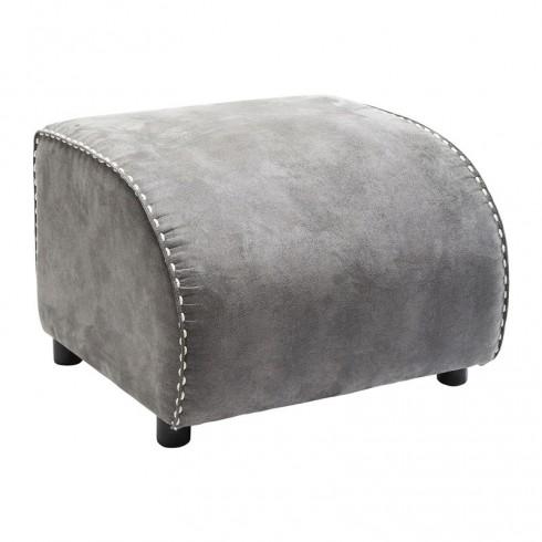 Kare Design Ritmo Poef Vintage Grey