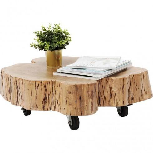 Kare Design bijzettafel Coffee Table Snag Ø70-80 cm