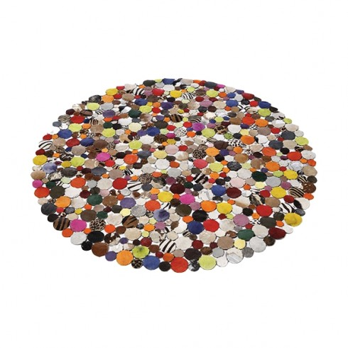 Kare Design Circle Multi 150 Carpet/ Tapijt / Vloerkleed