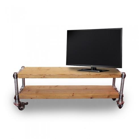 Sloophouten TV meubel