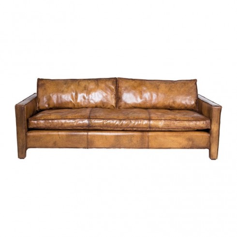 Kare Design Sofa Comfy Buffalo Brown