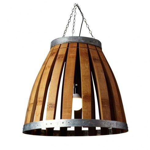 Van Abbevé Wijnvaten Hanglamp XL