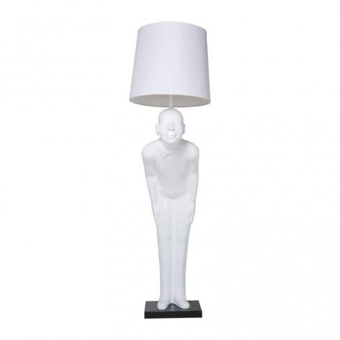 Kare Design Welcome Guest Vloerlamp Wit