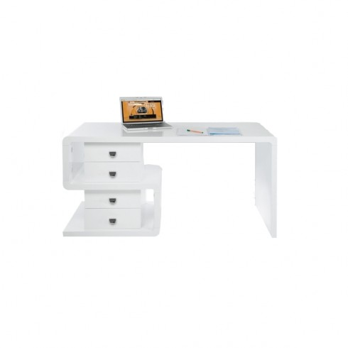 Kare Design White Club Snake Bureau