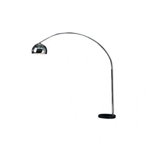 Zooff Designs Telesto Vloerlamp / Booglamp Chroom Groot