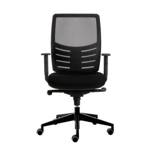 Emmegi EM46 Ergonomische Bureaustoel - Zwart