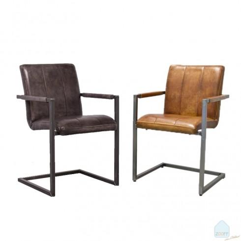 Zooff Designs Stork Armstoel Cuba en Camel