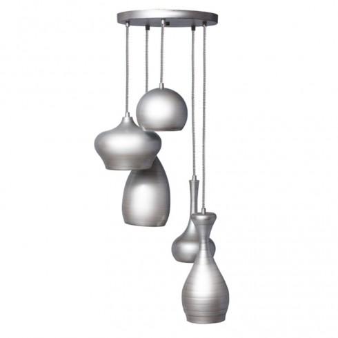 ETH Ajaccio Hanglamp Zink
