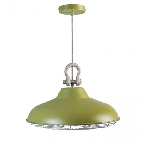 ETH Industry Hanglamp Groen