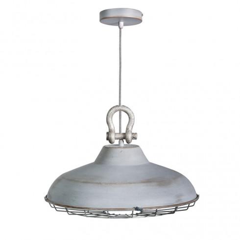 ETH Industry Hanglamp Mat Zink