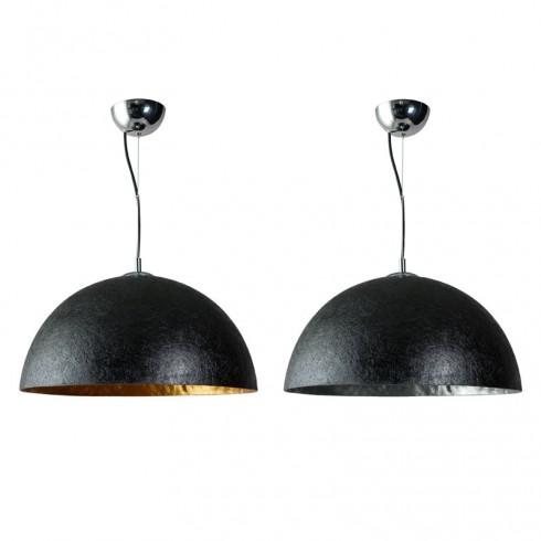 ETH Mezzo Tondo Hanglamp 50cm Zwart