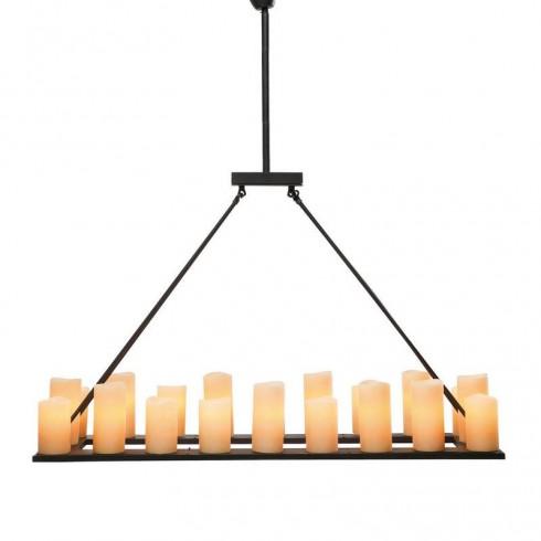Kare Design 20 Kaarsen Hanglamp