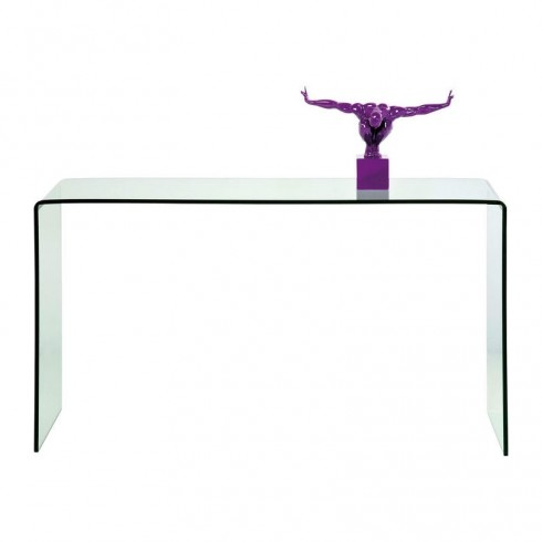 Zooff Kare Design Clear Club Console
