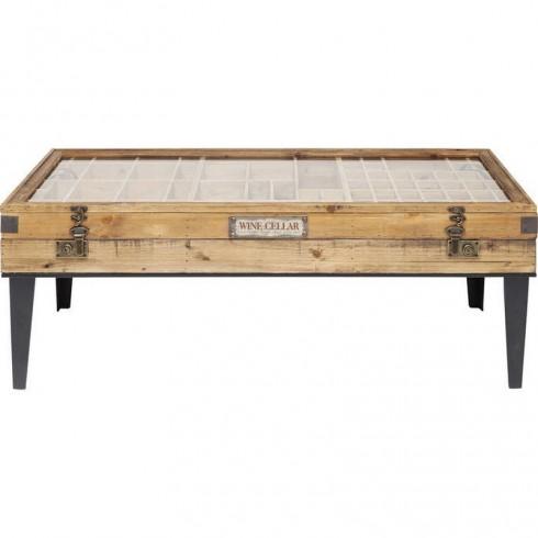 Zooff Kare Design Collector Koffietafel 122x55cm