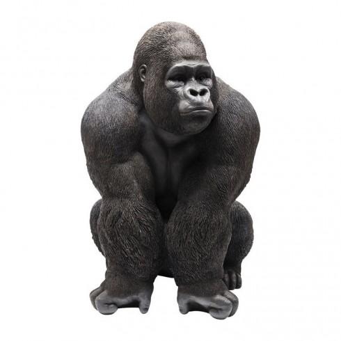 Zooff-Kare-Design-Deco-Figurine-Monkey-Gorilla-Front-XXL