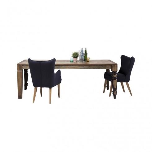 Zooff Kare Design Duld Range eettafel 220x100cm