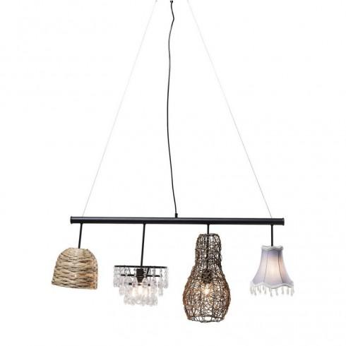Zooff Kare Design Parecchi Art House Hanglamp 114