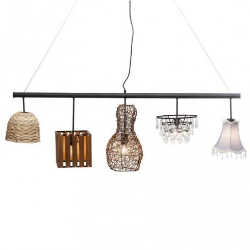 Zooff Kare Design Parecchi Art House Hanglamp 150