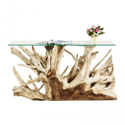 Zooff Kare Design Roots Console 150x40cm