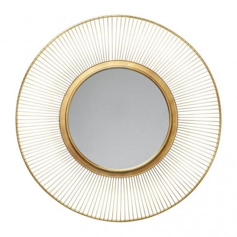 Zooff Kare Design Sun Storm Spiegel Goud