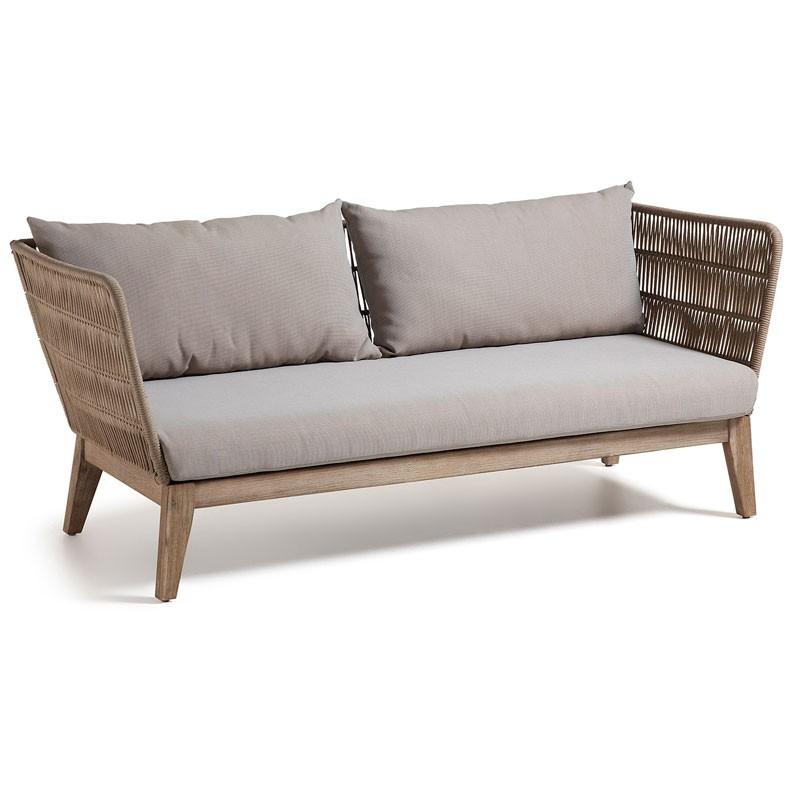 Moderne loungeset met sofa fauteuil en salontafel - Moderne lounge stijl ...