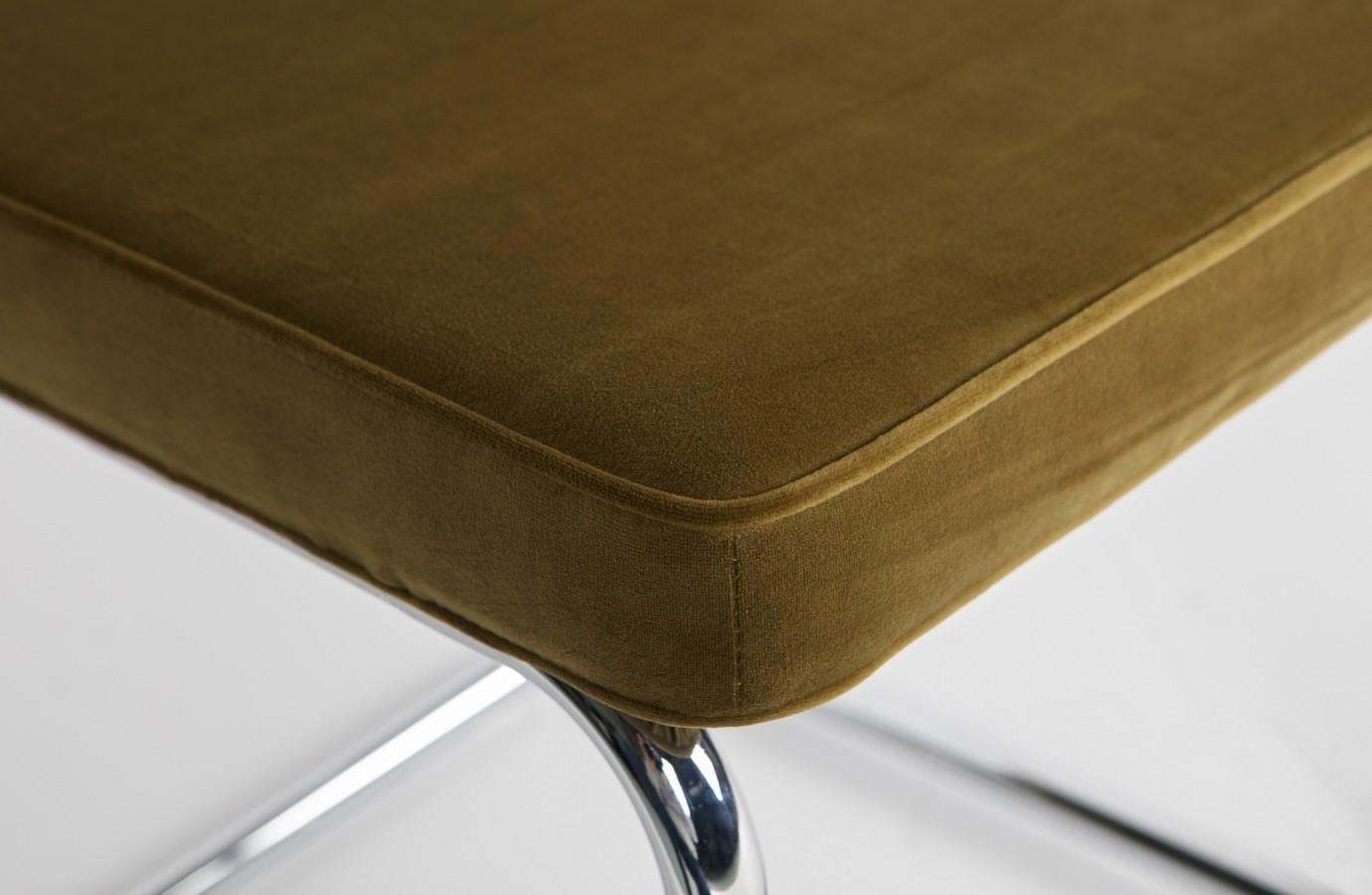 Be Pure Stoel : De be pure lien buisframe stoel groen set van zooff