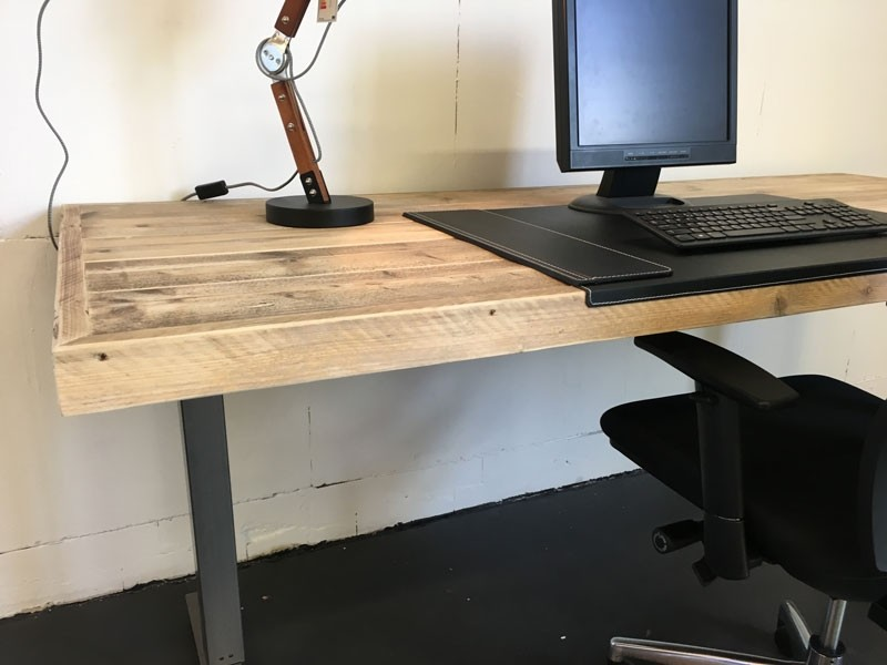 Ergonomisch verstelbaar bureau 86 cm zooff.nl