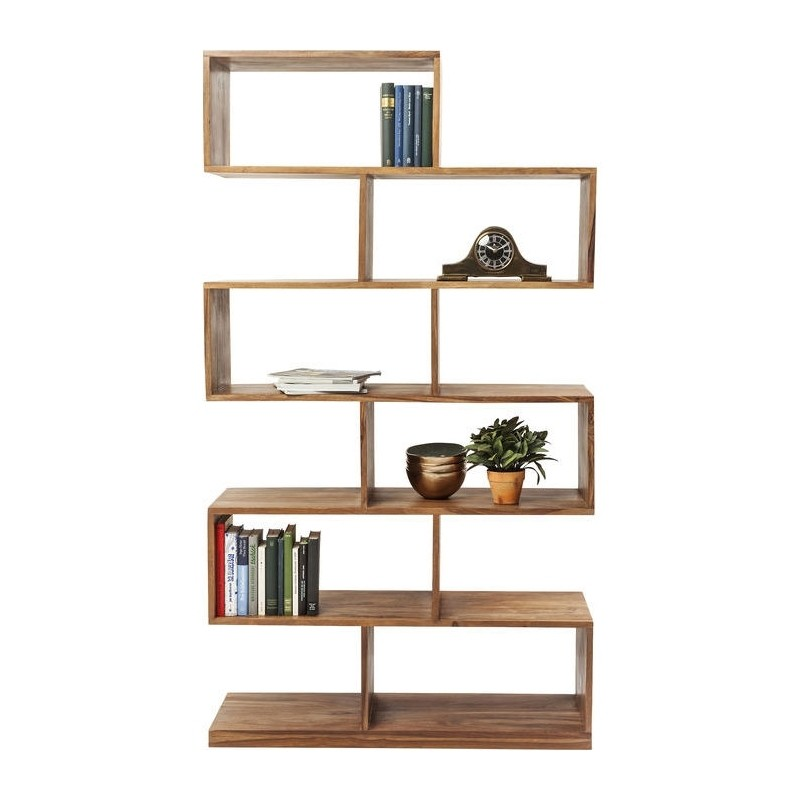 kare design authentico shelf zick zack vakkenkast