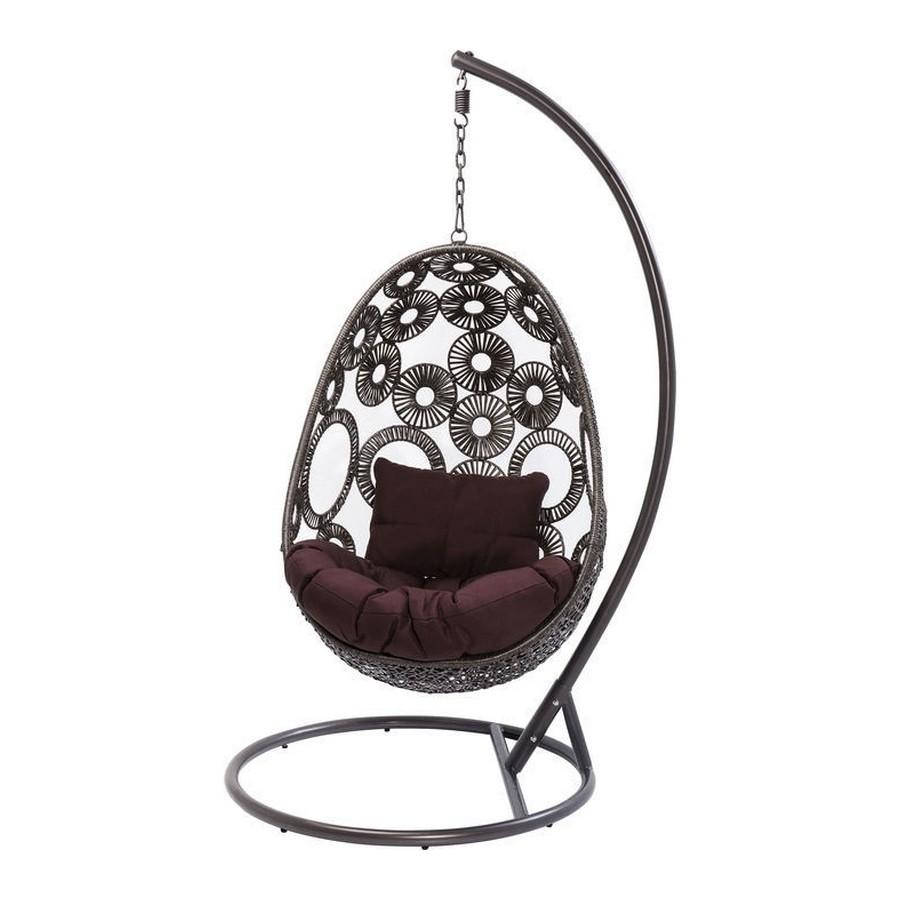 Kare design hanging chair ibiza for Kare design tisch ibiza