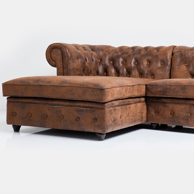 Populair Kare Design Oxford Vintage Bank Eco | Chesterfield stijl | Zooff.nl #OO41