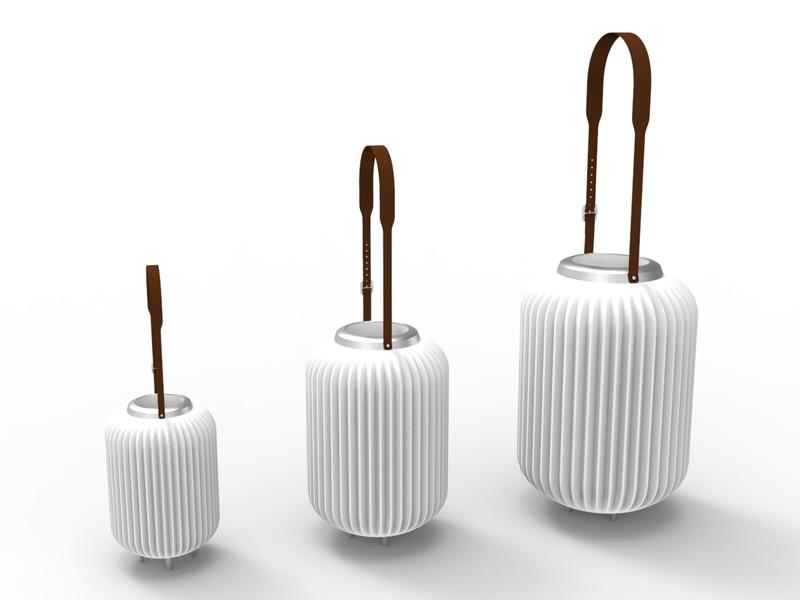 Wijnkoeler Met Licht : The lampion l bluetooth speaker wijnkoeler en lamp zooff