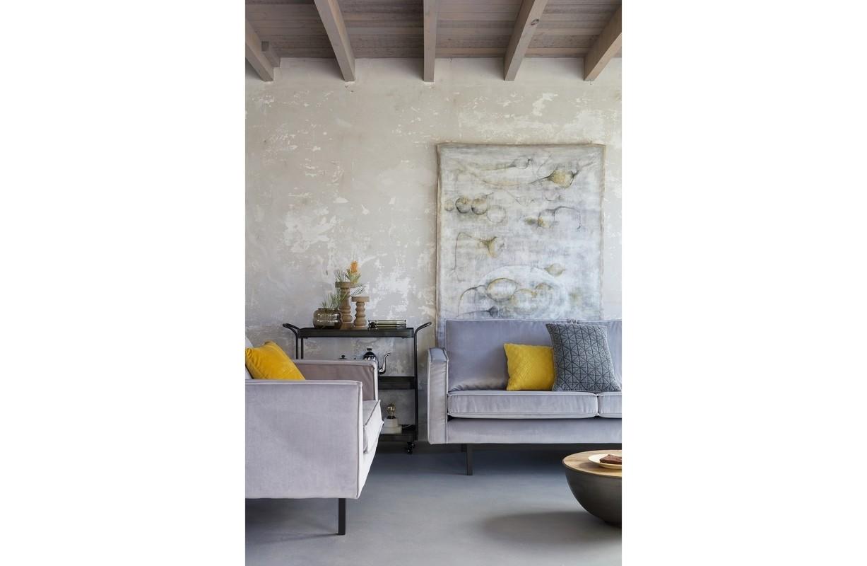 Be Pure Stoel : Zooff be pure rodeo velvet fauteuil loungestoel stoelen