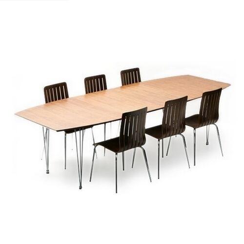 Ronde Tafel Winschoten.Zooff Designs Uitschuifbare Tafel Walnoot Met Winschoten Stoelen