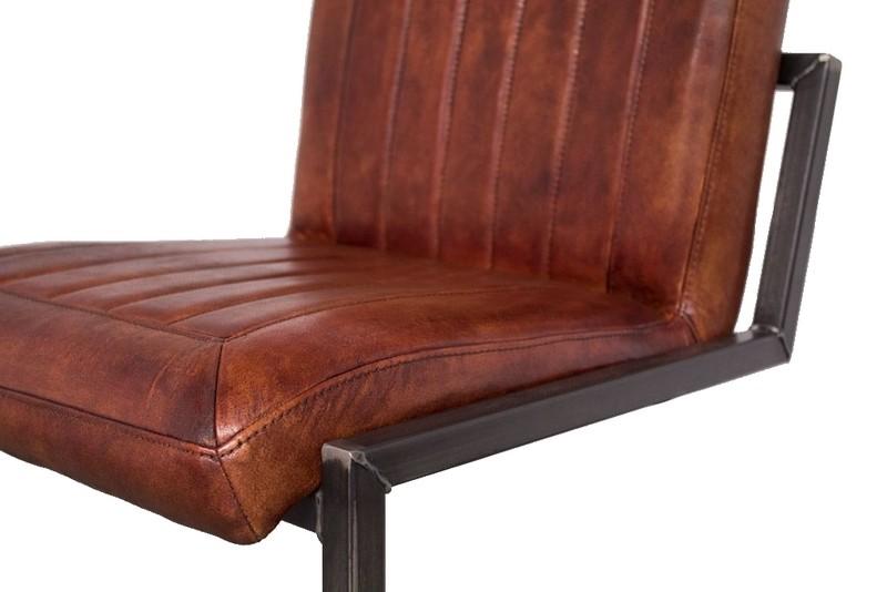 Leren Stoel Cognac : Zooff designs lies stoel lederen stoelen zooff zooff