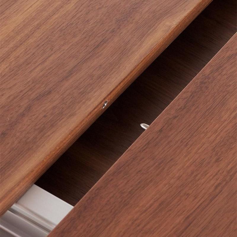 Notenhouten Uitschuifbare Eettafel.Zooff Designs Uitschuifbare Eettafel Walnoot Met Winschoten Stoelen