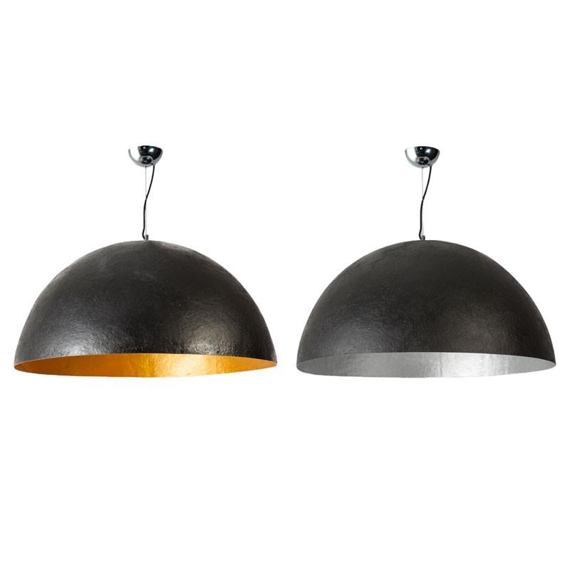 Uitzonderlijk ETH Mezzo Tondo Hanglamp 100cm Zwart | Zooff.nl #OQ67