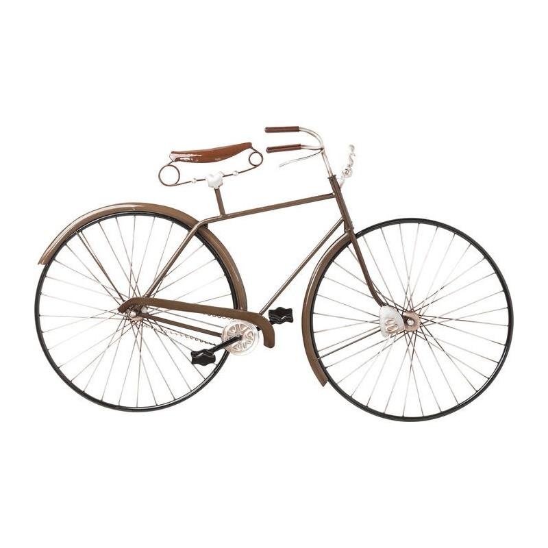 Kare design muur decoratie vintage bike wall for Metalen decoratie fiets